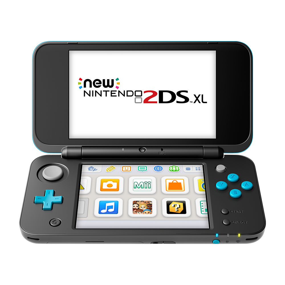 Nintendo 3ds Xl Colors : Gama de colores familia nintendo ds