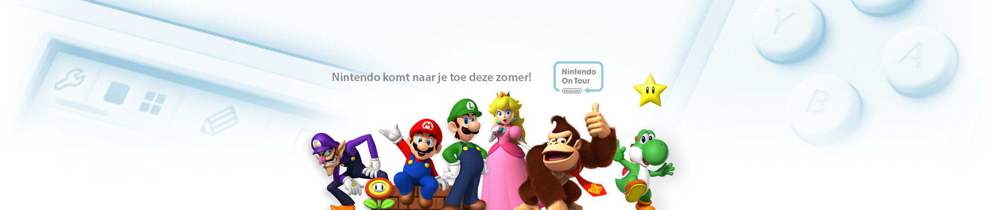 Nintendo on Tour 2014