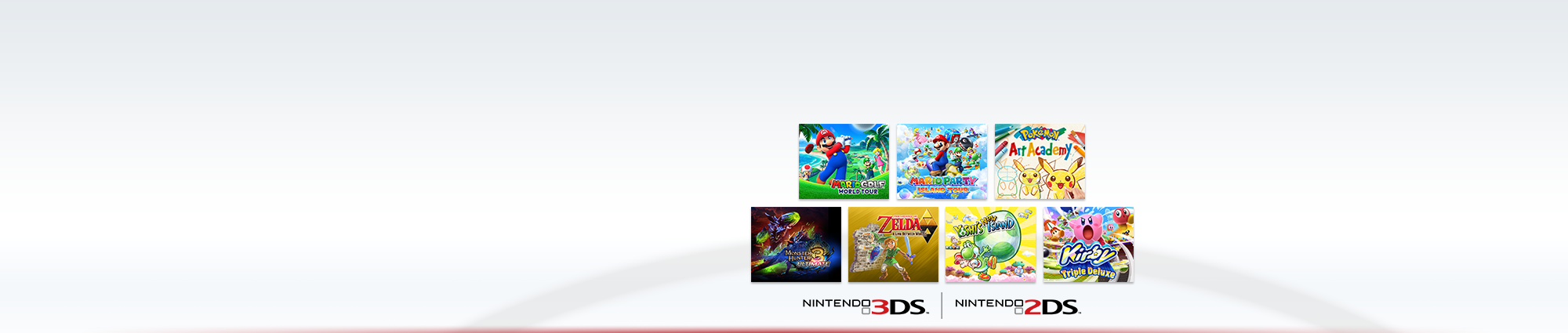Nintendo 3DS Winter 2014 Bonus Game Promotion