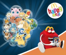 Happy Meal Pokémon