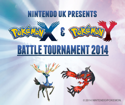 Pokémon X & Pokémon Y Battle Tournament 2014 begins this March