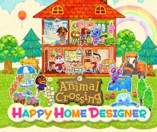 Brochure di Animal Crossing: Happy Home Designer