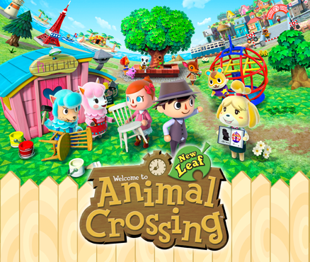 Animal crossing new leaf nintendo 3ds games nintendo for Animal crossing new leaf arredamento