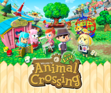 Animal Crossing:New Leaf Picknick