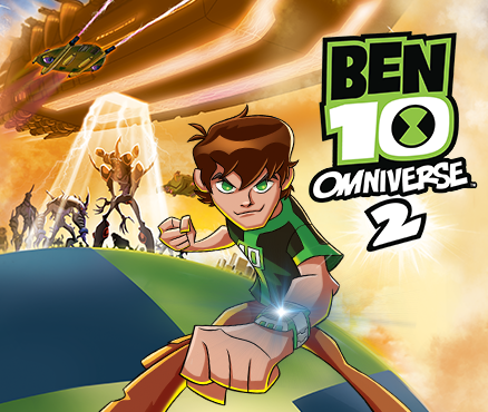 Ben 10 Omniverse 2 3DS Game