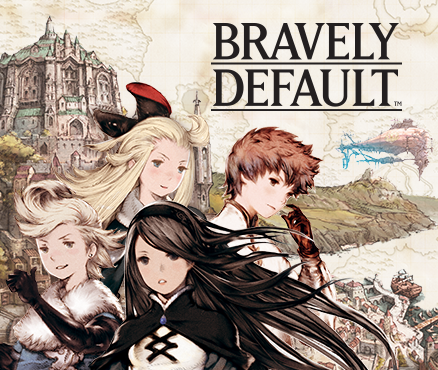 An introduction to the foes of Bravely Default
