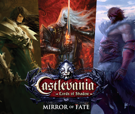 Nintendo and Konami join forces to launch Castlevania: Lords of Shadow – Mirror of Fate across Europe