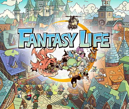 Discover the brand new game from LEVEL-5 at our official Fantasy Life website