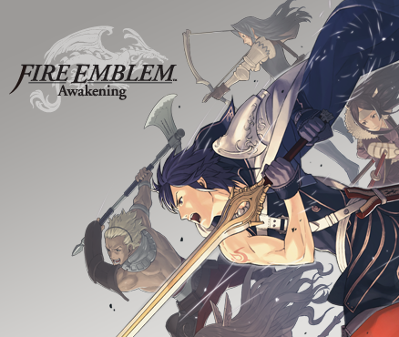 Prepare for Fire Emblem: Awakening – download the demo from 28th March 2013!