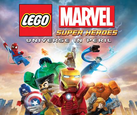LEGO Marvel Super Heroes: Universe in Peril | Nintendo 3DS