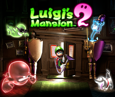 Enter Luigi's Mansion 2 today and embrace the first title in the 'Year of Luigi'