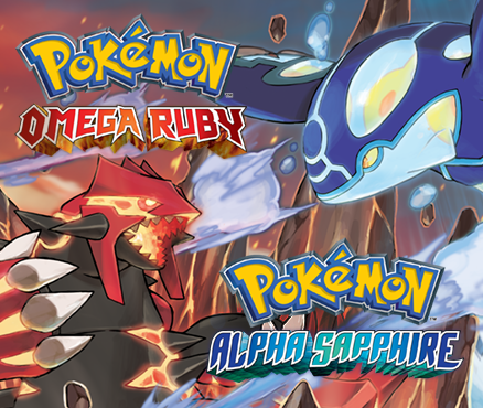 Introducing Pokémon Omega Ruby and Pokémon Alpha Sapphire, launching worldwide in November 2014