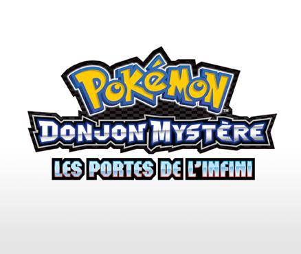 Incarnez un pok mon en 3d dans pok mon donjon myst re - Pokemon donjon mystere porte de l infini ...