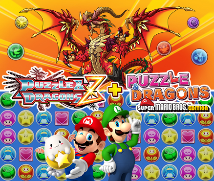 Adventure awaits at our updated Puzzle & Dragons Z + Puzzle & Dragons: Super Mario Bros. Edition gamepage!