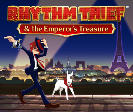 Descobre tudo sobre Rhythm Thief & the Emperor's Treasure no site oficial!