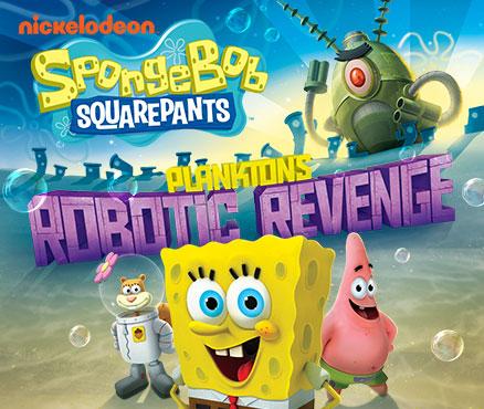 Bob Esponja La venganza de Plankton  Wii U  Juegos  Nintendo