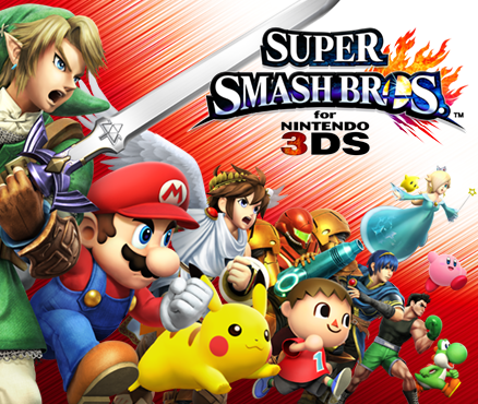 Deux manières d'essayer Super Smash Bros. for Nintendo 3DS en version démo sont rendues disponibles en Europe