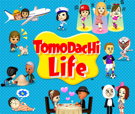 Japanese phenomenon Tomodachi Life debuts in Europe on 6th June