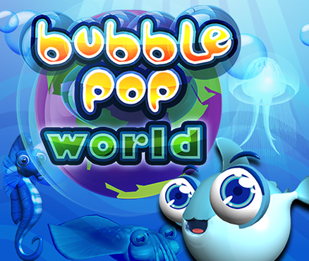Bubble Pop World Nintendo 3ds Download Software Games Nintendo