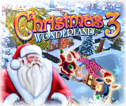 Christmas Interactive Game For Kids