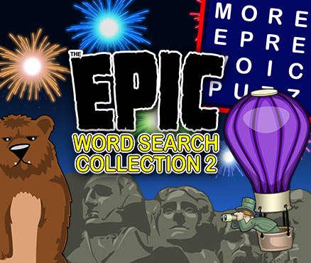 Epic Word Search Collection 2