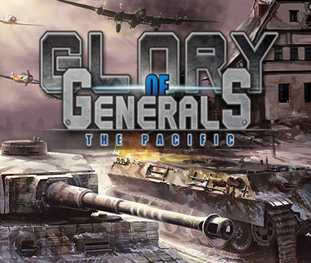 Glory of Generals The Pacific