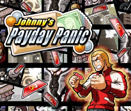 Johnny's Payday Panic