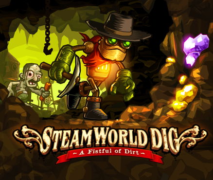 Nintendo eShop developer discussion: Image & Form on SteamWorld Dig for Wii U