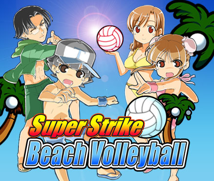 Super Strike Beach Volleyball™