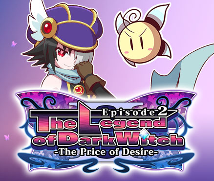 The Legend of Dark Witch 2