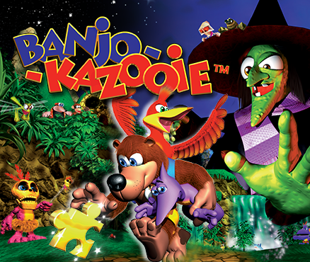 banjo kazooie - photo #9