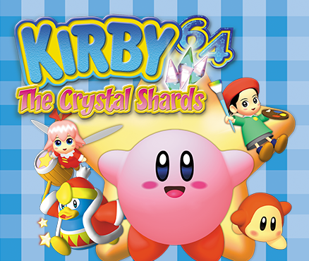 Kirby 64™: The Crystal Shards