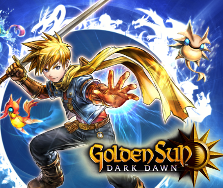 Golden Sun Dark Dawn Nintendo Ds Games Nintendo