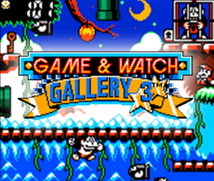 Game & Watch™ Gallery 3