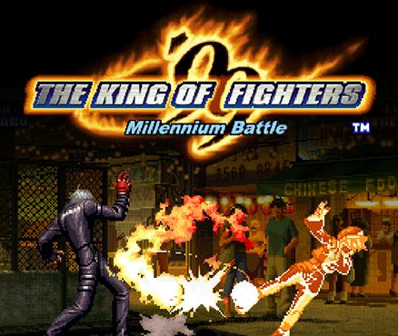 The King Of Fighters 99 Neogeo Games Nintendo