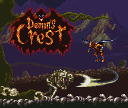 Demon S Crest Super Nintendo Games Nintendo