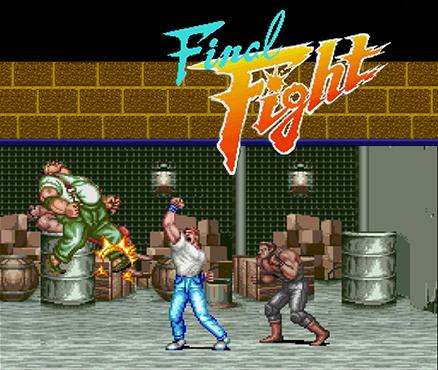 Final Fight - Super Nintendo - Games - Nintendo