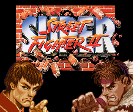 Super Street Fighter II The New Challengers™