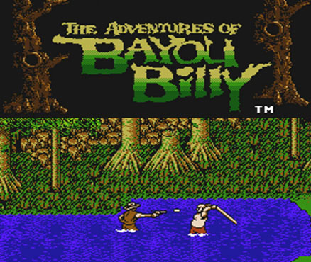 The Adventures of Bayou Billy™