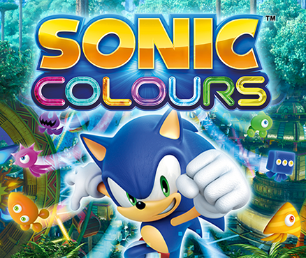 The Nintendo DS demo for Sonic Colours is out now!
