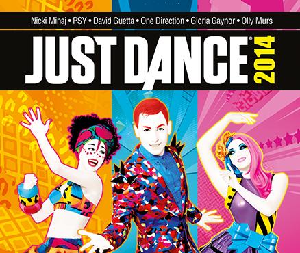 Just dance 2014 wii games nintendo for 1234 get on the dance floor video download