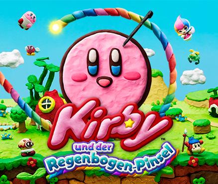 Kirby und der R... Kirby Spiele
