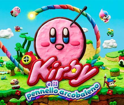 Kirby in arrivo nel vecchio continente