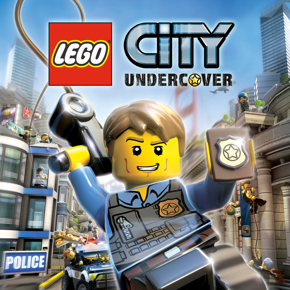 Cruise by our LEGO CITY Undercover microsite now!   News ...