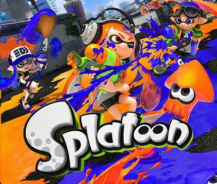 Free Splatoon demo for Wii U available on Saturday 23rd May!