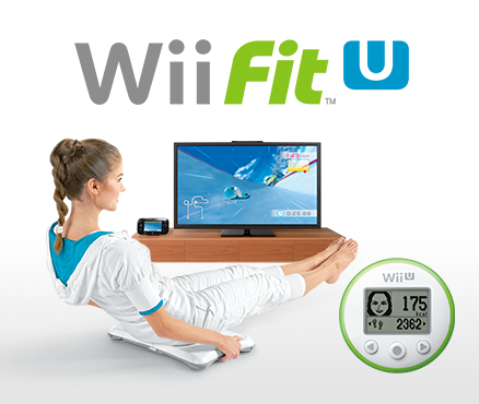 Try Wii Fit U free for 31 days!
