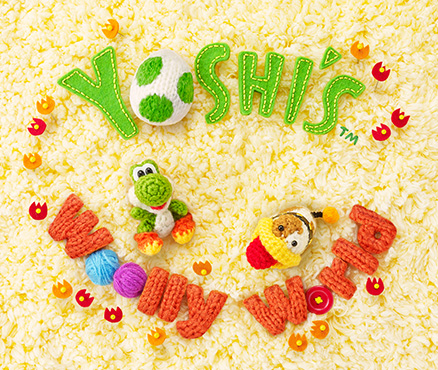 Yoshi's Woolly World is coming June 26th – unravel all the info at our official website!