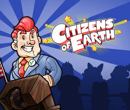 Citizens of earth скачать торрент