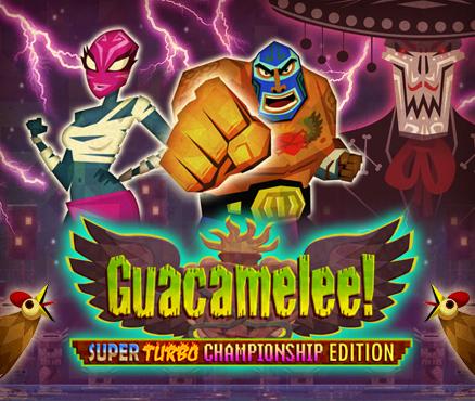 Zimabdk Games يقدم لعبة Guacamelee