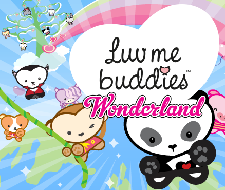 Luv Me Buddies Wonderland